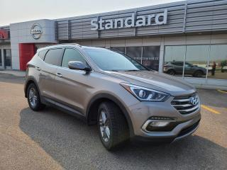 Used 2017 Hyundai Santa Fe Sport Luxury for sale in Swift Current, SK