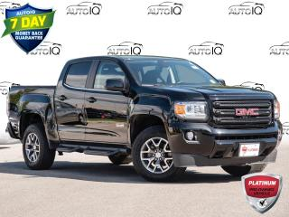 Used 2018 GMC Canyon All Terrain w/Leather Just Traded   All Terrain   Loaded for sale in Welland, ON