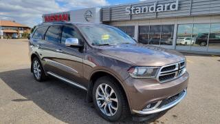 Used 2018 Dodge Durango Citadel Platinum for sale in Swift Current, SK