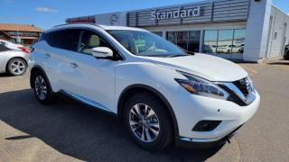 Used 2018 Nissan Murano SL for sale in Swift Current, SK