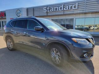Used 2016 Nissan Rogue SL for sale in Swift Current, SK