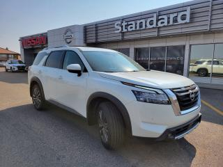 New 2022 Nissan Pathfinder SL for sale in Swift Current, SK
