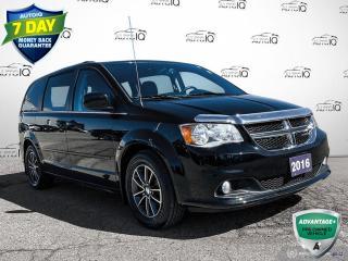 Used 2016 Dodge Grand Caravan SE/SXT 7 Passenger/Navi/Bluetooth/Alloy Wheels for sale in St Thomas, ON