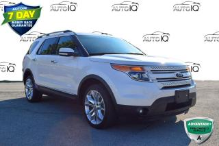 Used 2015 Ford Explorer Limited LIMITED 4WD for sale in Grimsby, ON