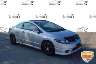 Used 2008 Honda Civic EX-L AS IS for sale in Grimsby, ON