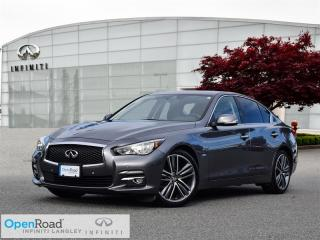 Used 2017 Infiniti Q50 3.0t AWD for sale in Langley, BC