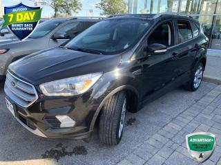 Used 2018 Ford Escape Titanium | ONE OWNER | CLEAN CARFAX | REAVERSE CAMERA AND SENSING | ALLOYS | for sale in Barrie, ON