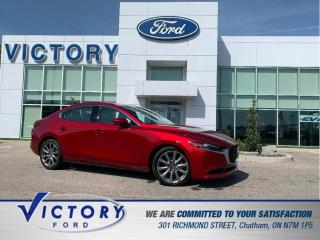 Used 2021 Mazda MAZDA3 GT for sale in Chatham, ON