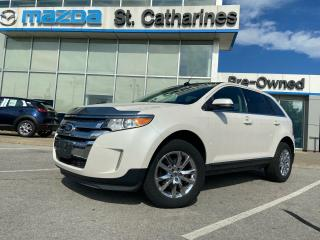 Used 2014 Ford Edge Limited for sale in St Catharines, ON