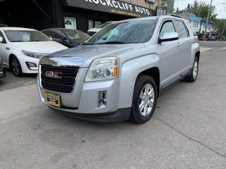 Used 2013 GMC Terrain Awd 4dr Sle-2 for sale in Scarborough, ON
