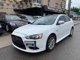 Used 2015 Mitsubishi Lancer for sale in Scarborough, ON