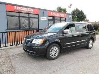 Used 2014 Chrysler Town & Country Limited|Power Sliding Doors|Leather|Navi for sale in St. Thomas, ON