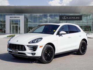 Used 2015 Porsche Macan S AWD | Pano Roof for sale in Winnipeg, MB
