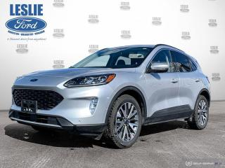 Used 2020 Ford Escape Titanium Hybrid for sale in Harriston, ON