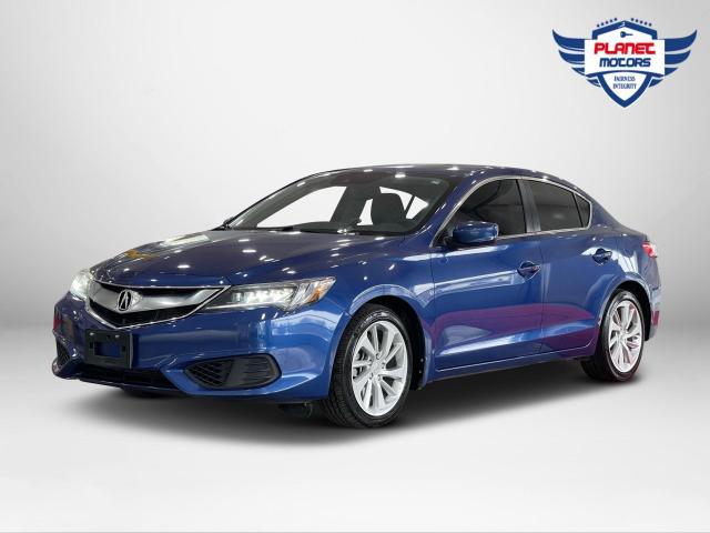 2016 Acura ILX Premium Tech Pkg