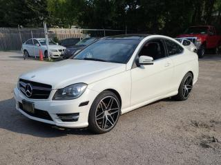 Used 2012 Mercedes-Benz C-Class C 250 for sale in Markham, ON