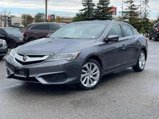 Used 2017 Acura ILX ILX|Sunroof|Camera|Low kms| for sale in Bolton, ON