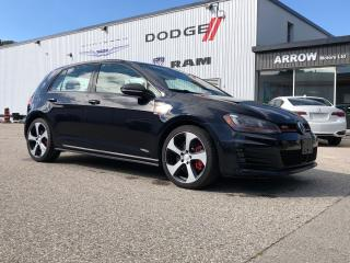 Used 2016 Volkswagen Golf Performance for sale in Aylmer, ON