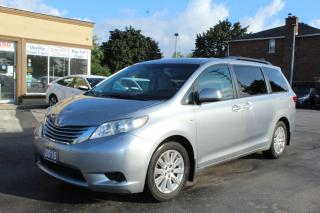 Used 2016 Toyota Sienna LE for sale in Brampton, ON