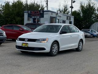Used 2013 Volkswagen Jetta TRENDLINE+ for sale in Kitchener, ON