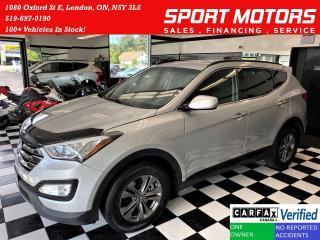 Used 2014 Hyundai Santa Fe Sport Sport 2.0T AWD+Heated Seats+Bluetooth+CLEAN CARFAX for sale in London, ON