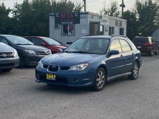 Used 2007 Subaru Impreza 2.5i for sale in Kitchener, ON