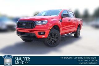 New 2021 Ford Ranger XLT for sale in Tillsonburg, ON