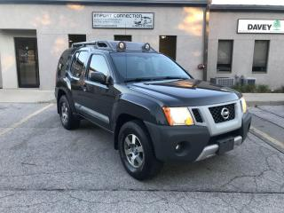 Used 2012 Nissan Xterra 4WD PRO-4X,AUTOMATIC,EXCELLENT CONDITION !! for sale in Burlington, ON