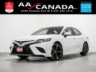 Used 2019 Toyota Camry XSE for sale in North York, ON