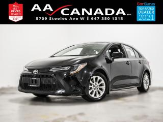 Used 2020 Toyota Corolla LE SUNROOF for sale in North York, ON