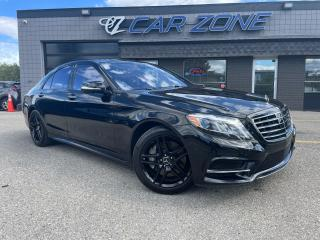 Used 2014 Mercedes-Benz S550 4MATIC S 550 for sale in Calgary, AB