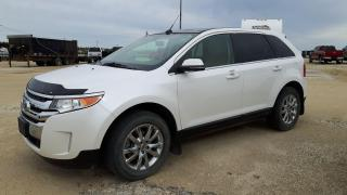 Used 2014 Ford Edge AWD LIMITED for sale in Elie, MB