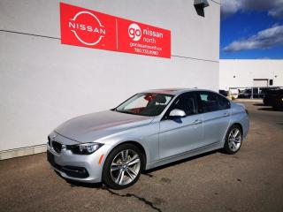 Used 2016 BMW 3 Series 320i xDrive / AWD / Used BMW Dealership / Touch Screen for sale in Edmonton, AB