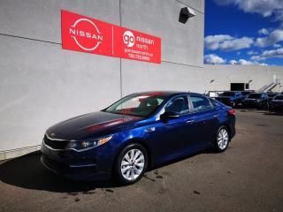 Used 2018 Kia Optima LX/FWD/AUTOMATIC/HEATED SEATS/BLUETOOTH for sale in Edmonton, AB