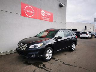 Used 2016 Subaru Outback 2.5i/AWD/POWER SEATS/BACK UP CAM for sale in Edmonton, AB