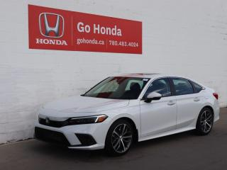 New 2022 Honda Civic Sedan Touring for sale in Edmonton, AB