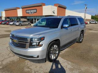 Used 2015 Chevrolet Suburban LTZ for sale in Steinbach, MB