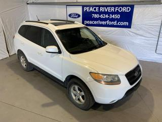 Used 2008 Hyundai Santa Fe GL 5-Pass for sale in Peace River, AB