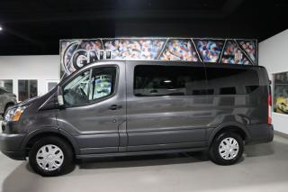 Used 2018 Ford Transit XLT - 8 passenger - or cargo - no accidents for sale in Concord, ON