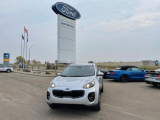 Used 2017 Kia Sportage LX for sale in Drayton Valley, AB