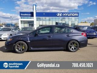 Used 2018 Subaru WRX STI/SPORT TECH/NAVI/AWD for sale in Edmonton, AB