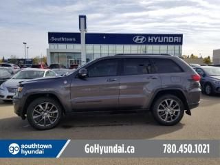 Used 2017 Jeep Grand Cherokee TRAILHAWK/NAPPA LEATHER/5.7L V8/ROOF/NAVI for sale in Edmonton, AB
