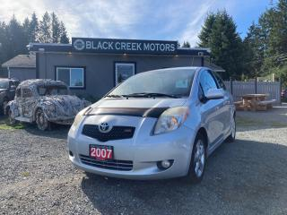 Used 2007 Toyota Yaris RS for sale in Black Creek, BC