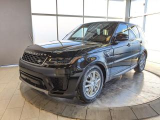 Used 2021 Land Rover Range Rover Sport STARTING FROM $499 BI-WEEKLY! for sale in Edmonton, AB