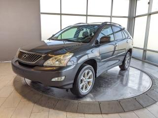 Used 2008 Lexus RX 350 AWD   No Accidents   Winter Tires for sale in Edmonton, AB