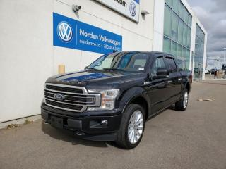 Used 2019 Ford F-150 LIMITED| LOW KMS | LOADED | PWR BOARDS | EVERY OPTION for sale in Edmonton, AB