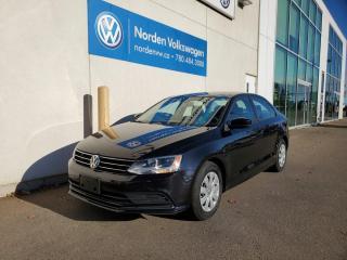 Used 2017 Volkswagen Jetta Sedan TRENDLINE+ W/ TECH PKG | HTD SEATS | CARPLAY | CERTIFIED for sale in Edmonton, AB