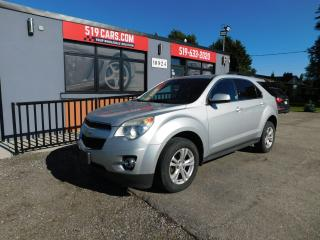 Used 2012 Chevrolet Equinox 2LT|Backup Camera|Bluetooth|AWD for sale in St. Thomas, ON