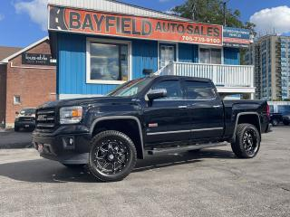 Used 2015 GMC Sierra 1500 SLE Crew Cab 4x4 All Terrain **5.3L/Remote Start** for sale in Barrie, ON