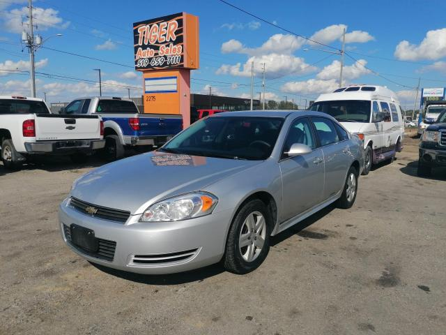 2009 Chevrolet Impala LS*RUNS&DRIVES WELL*ONLY 161KMS*CERTIFIED